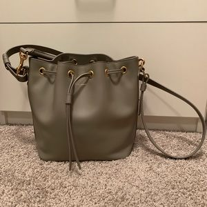Saint Laurent Emanuelle Bucket Bag